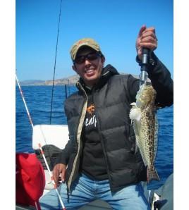 Pescare in Sardegna con Zambofishing e Franco Andremo a pescare nelle splendide acque di ALGHERO