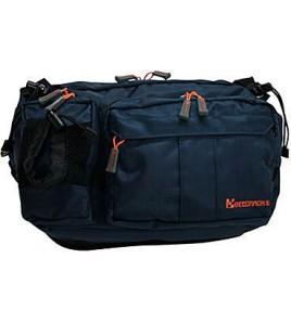 ZAINO Geecrack Hip Bag Type 2 COLORE NERO